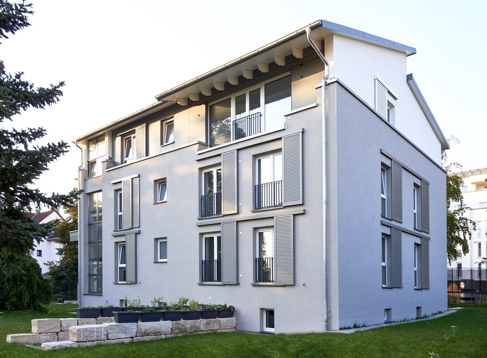 Buro Verwaltung Hilpert Kollegen Architekten Bda
