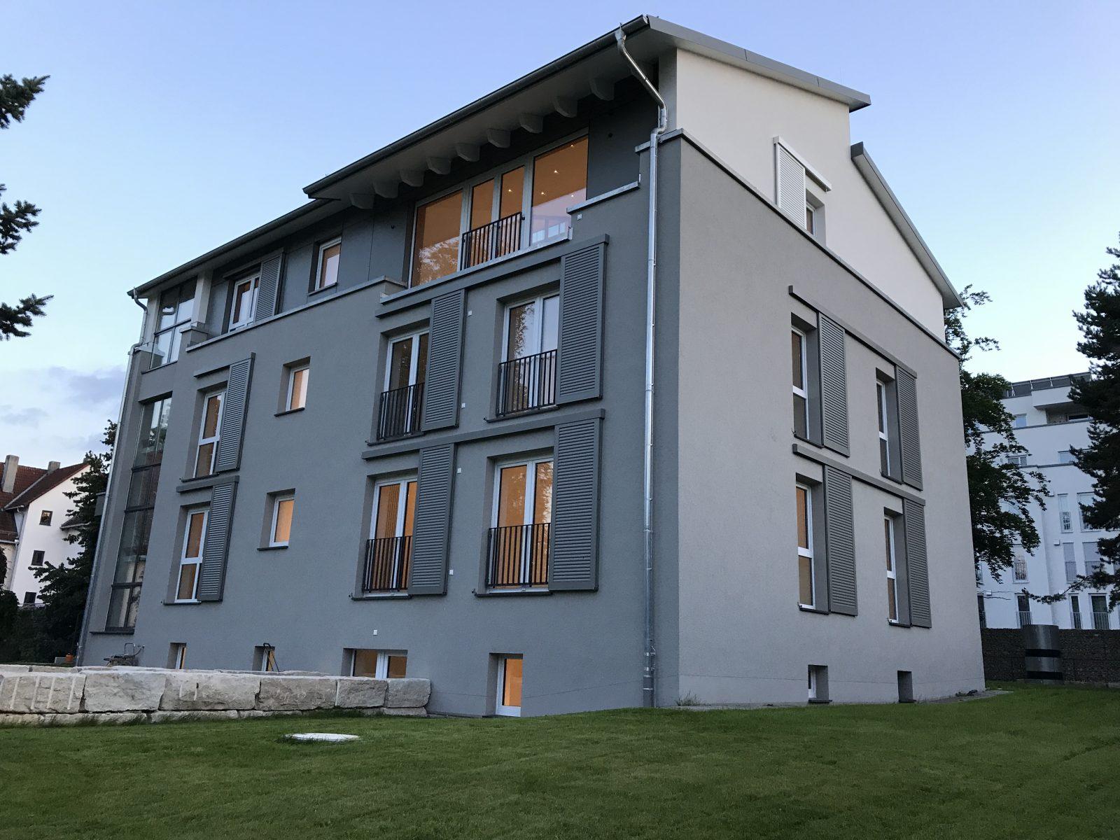 Wohn- und Bürogebäude Dr.-Mack-Straße